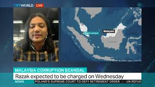Video Former Malaysian leader Najib Razak charged with corruption MP3, 3GP, MP4, WEBM, AVI, FLV Juli 2018