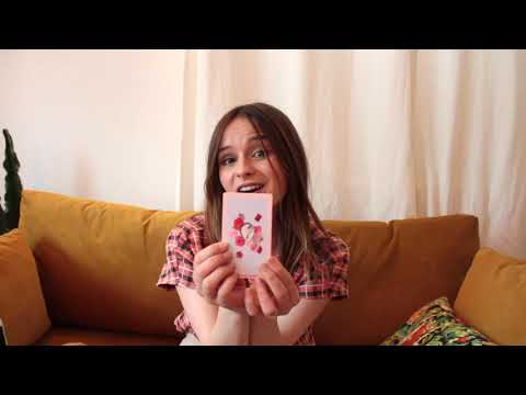 Gabrielle Aplin - The meaning behind 'Dear Happy' & my tarot cards!