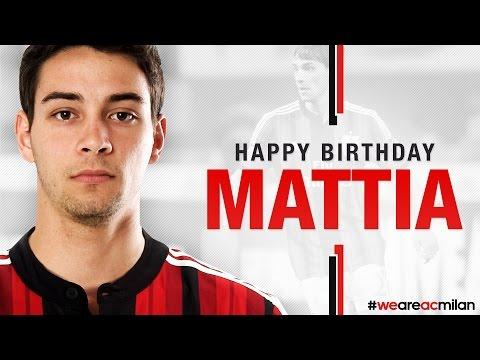 Milan - Mattia De Sciglio compie 22 anni! Il giovane difensore rossonero ha esordito in Champions League nel 2011 e in Serie A nel 2012, dimostrando di avere tutte le carte in regola per diventare...