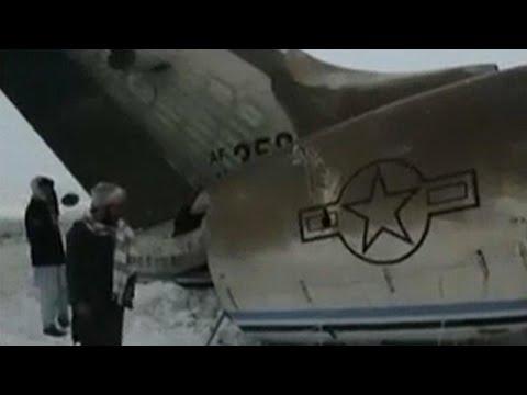 Video - Οι ΗΠΑ επιβεβαιώνουν τη συντριβή αμερικανικού αεροσκάφους στο Αφγανιστάν