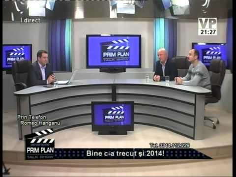 Emisiunea Prim Plan – Victor Preda și Adrian Rădulescu – 18 decembrie 2014