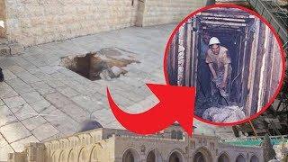 Video Astaghfirullah, Beginilah Kondisi Galian Bawah Tanah Al Aqsa oleh Yahudi MP3, 3GP, MP4, WEBM, AVI, FLV Maret 2019
