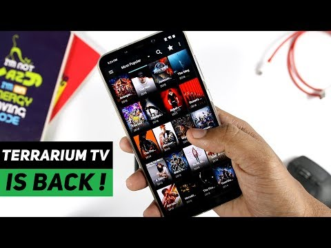 New Terrarium TV 2018 | Working Terrarium TV | How to Install Terrarium TV_Terrárium, Vivárium