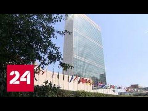 РФ созывает внеочередное заседание Совета Безопасности ООН