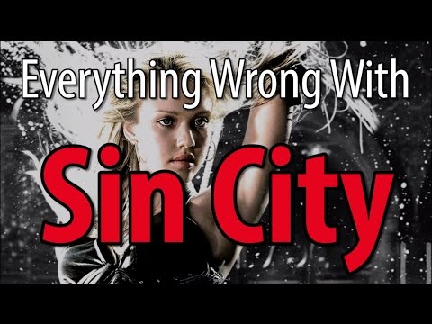Everything Wrong With Sin City In 14 Minutes Or Less