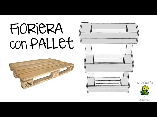 Progetto Divano Bancali: Pallet fai da te come costruire ...