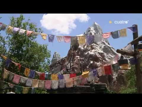 Viajeros en Disney World