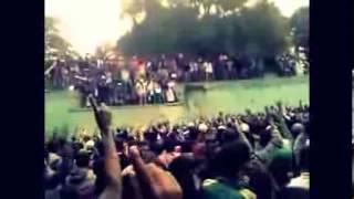 Historical Peaceful Demo.at Anwar Mesjid on July 21/2012 ታሪካዊ ሠላማዊ ተቃውሞ በታላቁ አንዋር መስጅድ ሐምሌ14/2004