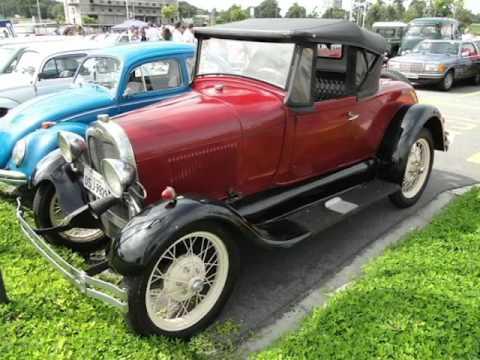 Autos antigos de Taubaté