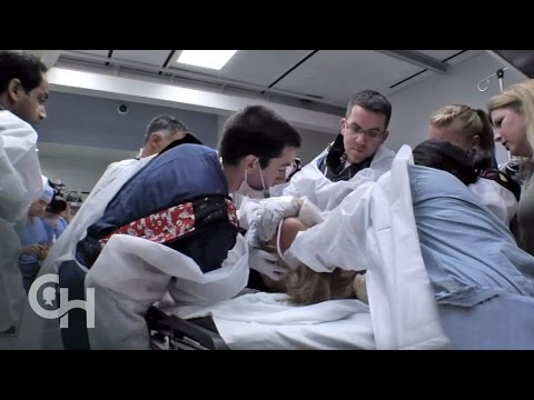 When Seconds Count — Inside the Pediatric Trauma Center at CHOP — Intro (1 of 7)