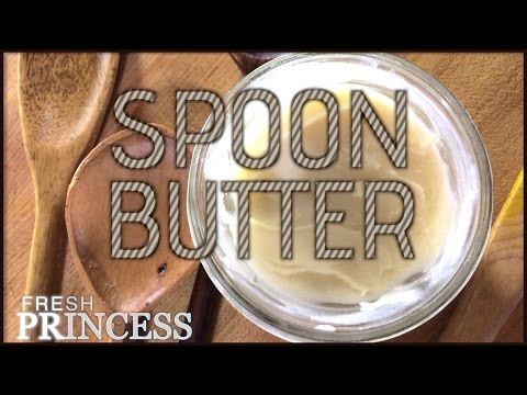 A Better Way To: Condition Wood [Petroleum-Free Spoon Butter]  |  Fresh P