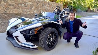 6. Is The Polaris Slingshot SLR Actually FUN For $30,000?