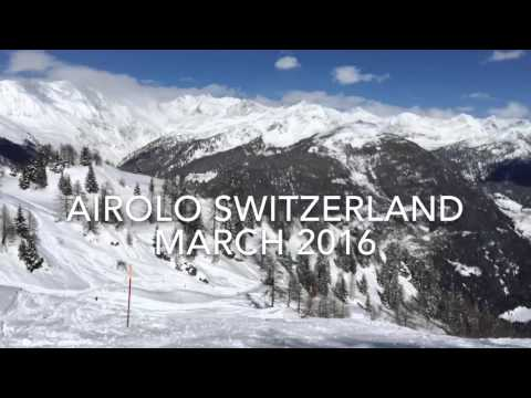 Airolo im März 2016