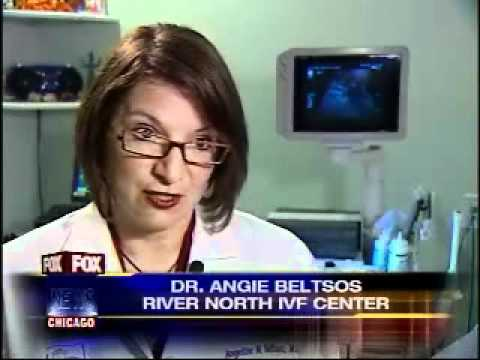 Fighting Infertility - Dr. Angeline Beltsos of Fertility Centers of Illinois on Fox News