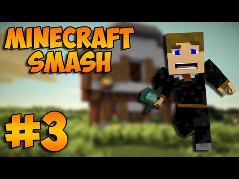 [Minecraft] Smash #3 - Вулкан - WESTLOG