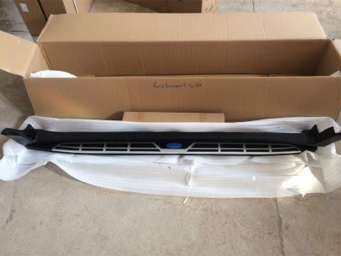 Качественные пороги на Ford Ecosport 2013 BKT FC S32