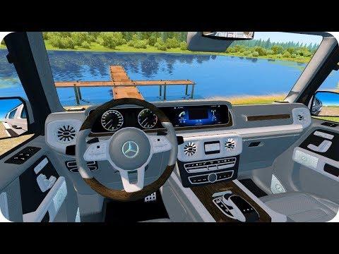Mercedes Benz G500 2019 1.33.x