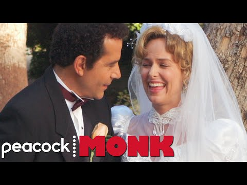Monk and Trudy | Monk