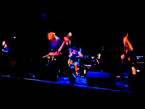 Ghost in the Shell – Scars (Live at The Nile in Mesa, AZ 10/12/14)