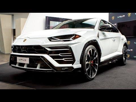 Full Walkthrough of the 2019 Lamborghini Urus! 4K!!!