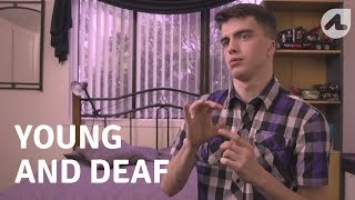 Video Young and Deaf: Dean's Story MP3, 3GP, MP4, WEBM, AVI, FLV November 2017