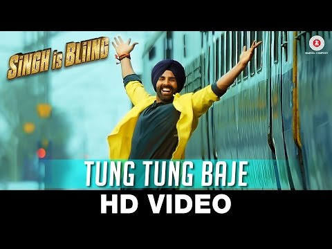 Tung Tung Baje – Singh Is Bliing (Hindi)