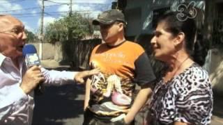 Tio Mica visita o bairro São Cristovão (BM/RJ)