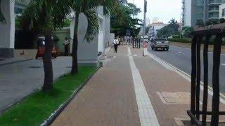 Colombo Sri Lanka  city photos gallery : New Year's Day 2016 walk in Colombo, Sri Lanka