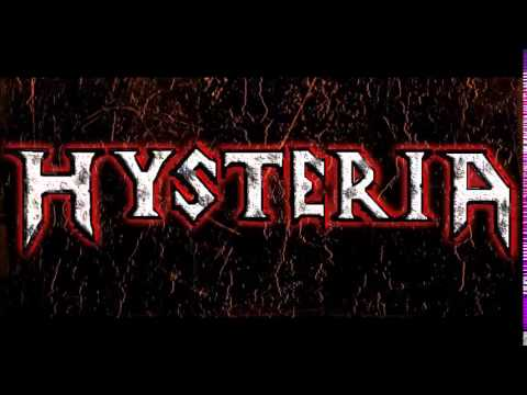 Hysteria - Ride The Lightning (Demo/Cover)