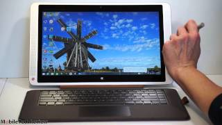 HP Envy X2 - 13t 13.3  (2014) Review