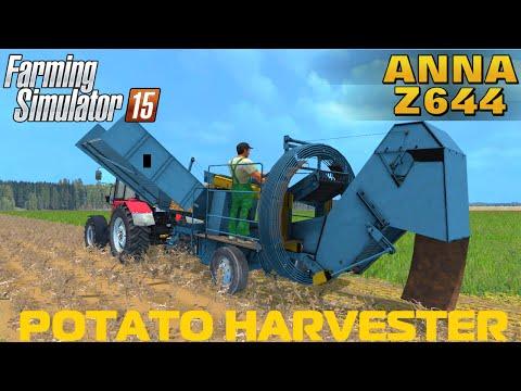 Anna Z644 & Agromet Z-319 Pack v1.0