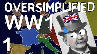 Video WW1 - Oversimplified (Part 1) MP3, 3GP, MP4, WEBM, AVI, FLV Agustus 2019