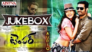 NTR's Temper Music Jukebox