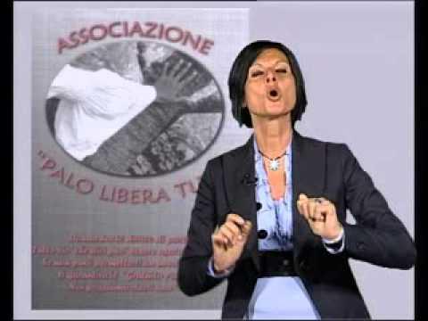 PALO LIBERA TUTTI :_JACKIE DE LUCA PRESENTA LA GIORNATA CONTRO LA VIOLENZA ALLE DONNE