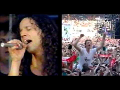 Extreme - Extreme's legendary performance at Wembley Stadium, London England 1992, paying tribute to Freddie Mercury Re-Posted now in 1 full part due to the lift on ti...