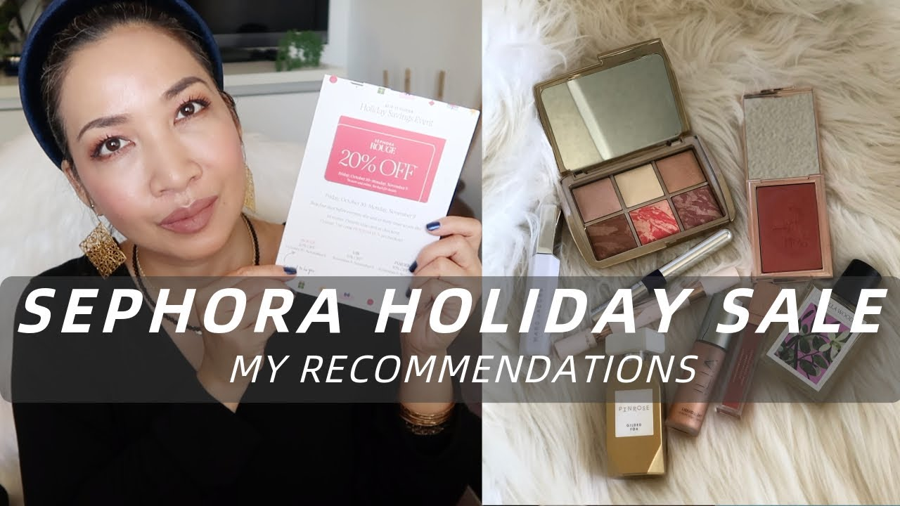 SEPHORA HOLIDAY VIB SALE 2020 | BEST OF THE BEST MUST-BUY LIST | VEGAN & CRUELTY-FREE