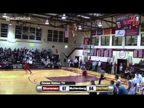 Connor Silhanek Clutch Three-Pointer