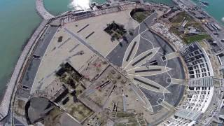 Salerno Italy  City pictures : Salerno Italy drone view GoPro Hero 4