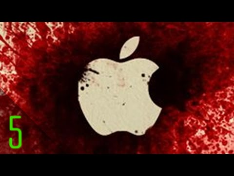 5 - Think evil. Subscribe to Dark5 ▻ http://bit.ly/dark5 Presenting Apple's 5 darkest secrets including stressed out factory workers exposed to dangerous iPhone chemicals at Foxconn, the real...
