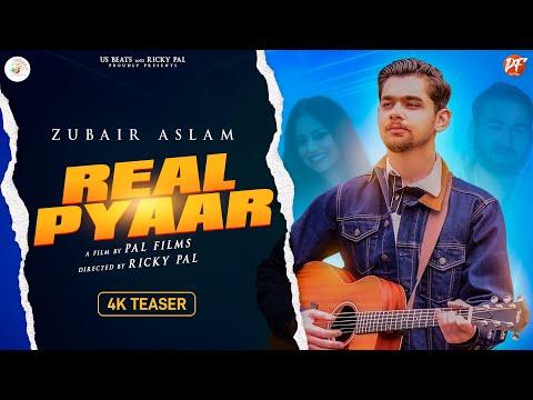 Real Pyaar (Official Teaser) 4k | Zubair Aslam |  | Ricky Pal | Latest Punjabi Songs 2021 | US Beats