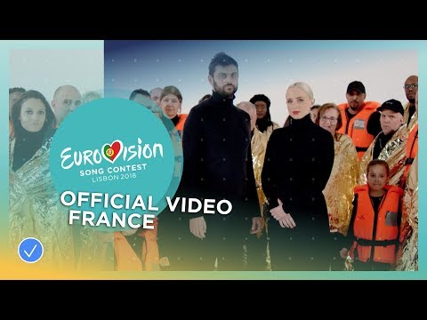 Madame Monsieur - Mercy - France - Official Music Video - Eurovision 2018 Mp3