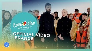 Video Madame Monsieur - Mercy - France - Official Music Video - Eurovision 2018 MP3, 3GP, MP4, WEBM, AVI, FLV Juni 2018