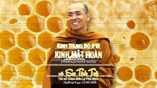 KINH TRUNG BỘ 18: KINH MẬT HOÀN - SƯ TINH TUỆ