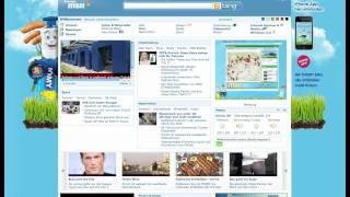 Thomy - Microsoft MSN Homepage Takeover by Compresso.eye media