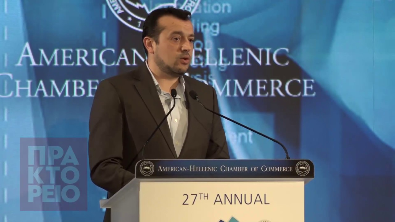 Ν. Παππάς: Αν τηρήσουν όλες οι πλευρές τη συμφωνία, η ελληνική οικονομία θα μπει σε νέα σελίδα