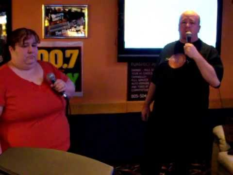 Unforgettable, Nat King Cole And Natalie Cole - Annie And Homer At Karaoke
