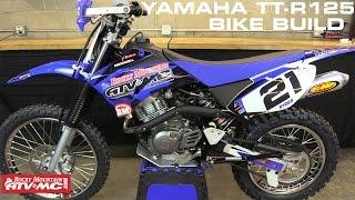 7. 2015 Yamaha TTR 125 Bike Build