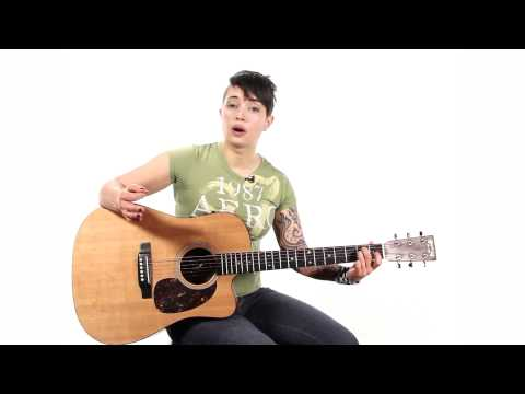 Learn Guitar: How to Play an E Minor Chord