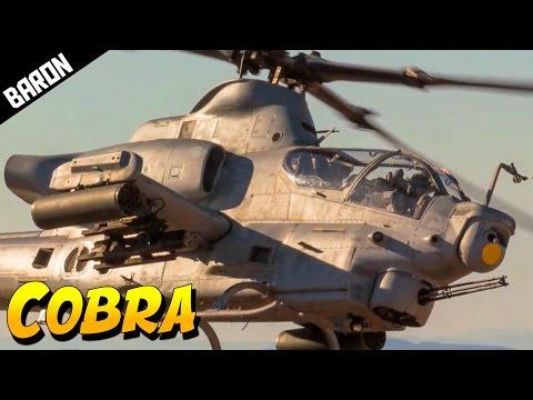 Heliborne Bell AH-1 Cobra - American...