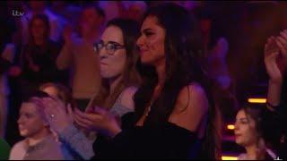 Cheryl On Her FEET After Her Boyfriend Liam Payne Performed